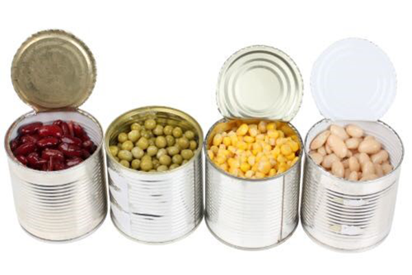 Canned Broad, Beans, Green Peas